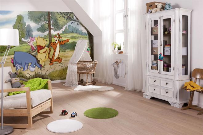 Як функціонально та стильно облаштувати дитячу кімнату?