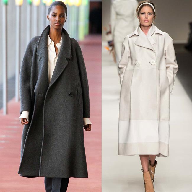 6 ідеальних варіантів, з чим носити об'ємне пальто