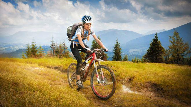 Катание на велосипеде - отличная идея для борьбы с постоянными стрессами