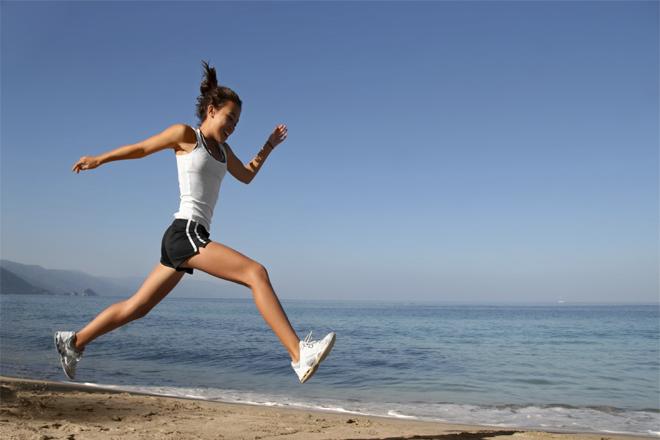 Як потрібно стрибати, щоб схуднути?