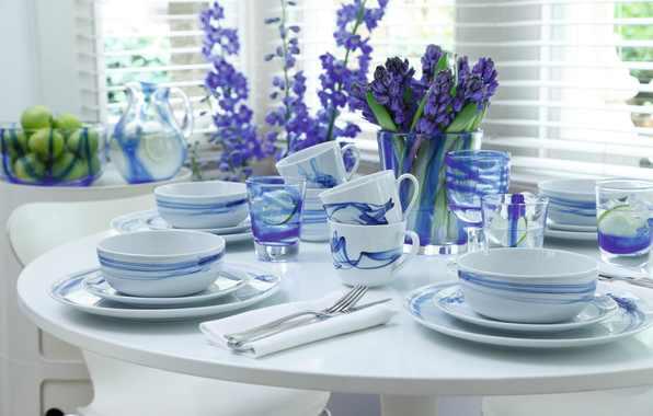 Как правильно выбрать столовую посуду?