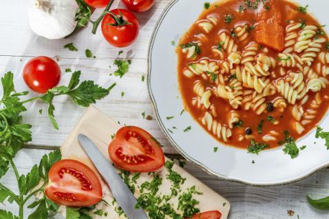 Рецепты вегетарианских супов: щи, борщ, овощной суп