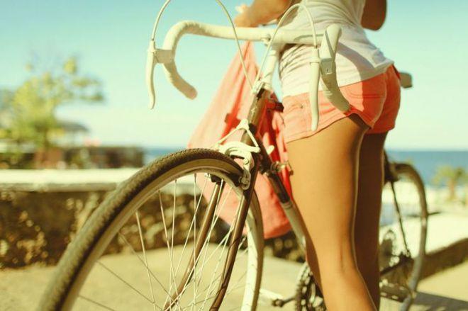 Велосипед: ефективне схуднення