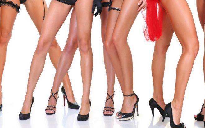 5 кращих вправ для струнких ніг