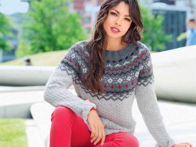 Самые популярные фасоны женских свитеров