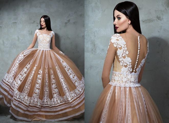 Неймовірні весільні сукні від Роксолани Богуцької (ФОТО)