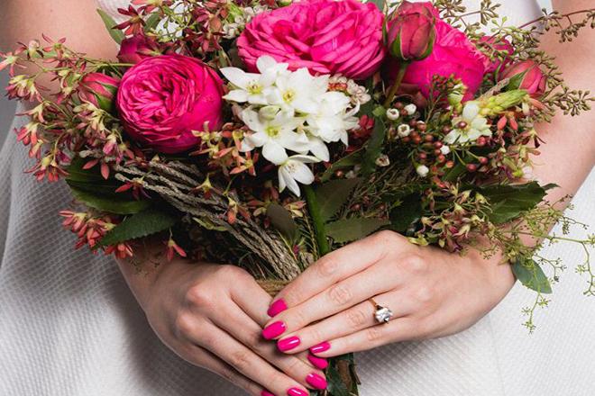 4 ідеї для весільного манікюру
