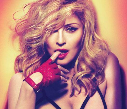 Мадонна выгнала молодого бойфренда