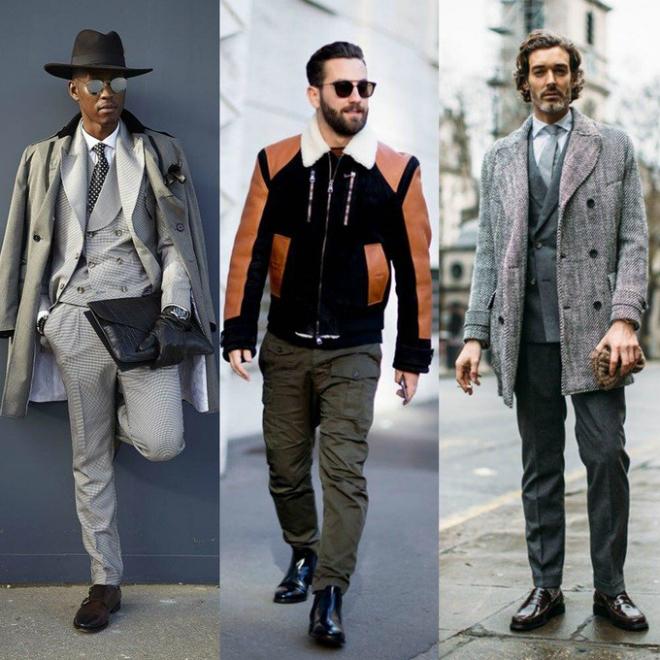 Как создать универсальный мужской гардероб