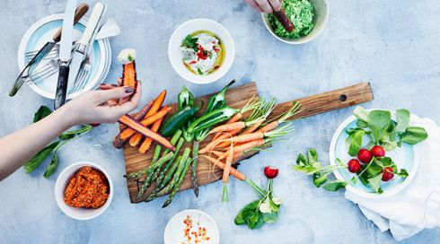 Як стати вегетаріанкою і не нашкодити собі