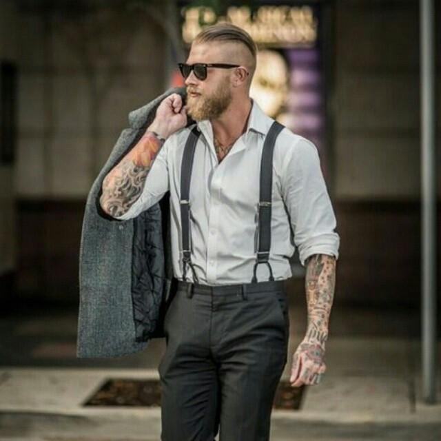Что носить мужчине в этом сезоне?