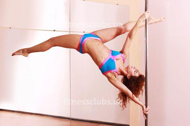 Пол-Дэнс (Pole Dance) – это новый фитнес-тренд