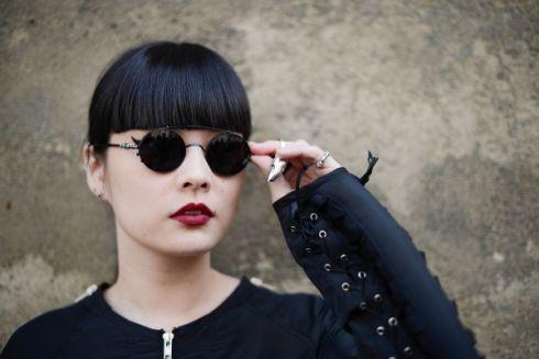 Все головне в деталях: яскраві аксесуари паризьких модників [ФОТО]