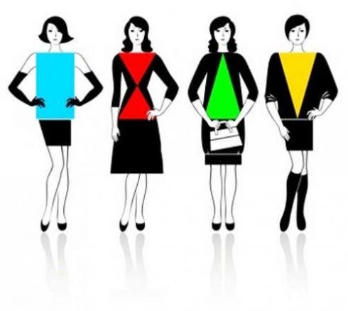 Как правильно одеваться, чтобы выглядеть стройнее