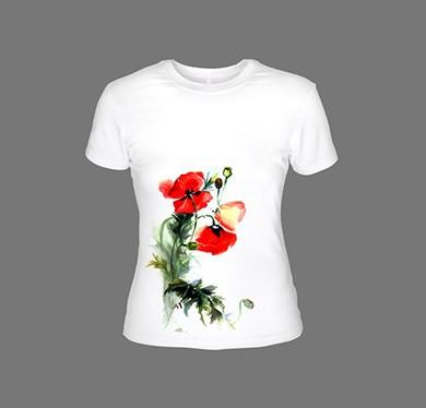 Популярные молодежные футболки с надписями