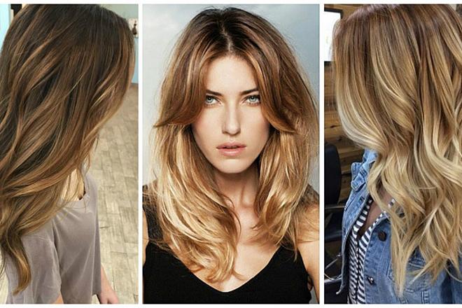 Новий тренд у фарбуванні волосся: ефектне брондування
