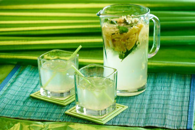 Як схуднути на імбирно-м'ятному лимонаді?