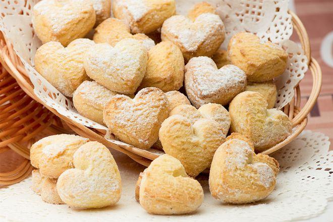 Найлегший рецепт пісочного печива