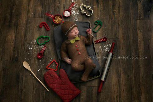 Неймовірно мімімішні новорічні світлини малюків [ФОТО]