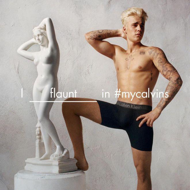 Кендалл Дженнер і Джастін Бібер у відвертій рекламі Calvin Klein [ВІДЕО]