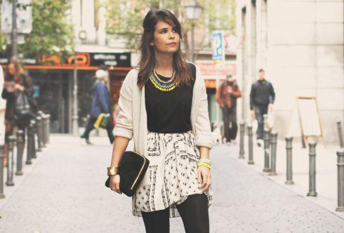 Street style: як носити спідницю взимку [ФОТО]