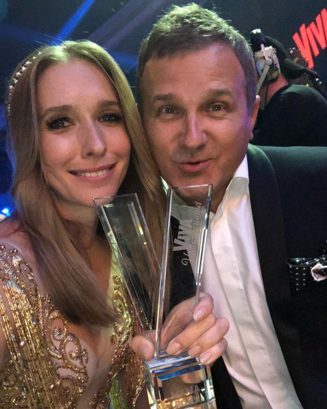 Катя Осадча назвала найкрасивішого батька року