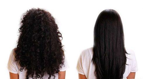 Кератинове випрямлення волосся вдома (ВІДЕО)