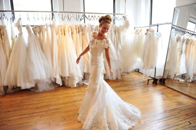 Выбор свадебного платья или самые приятные хлопоты невесты