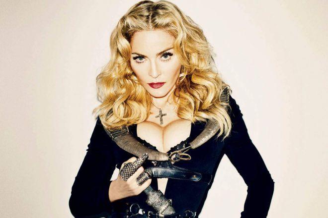 П'яна Мадонна почала знущатись з фанів на концерті [ВІДЕО]