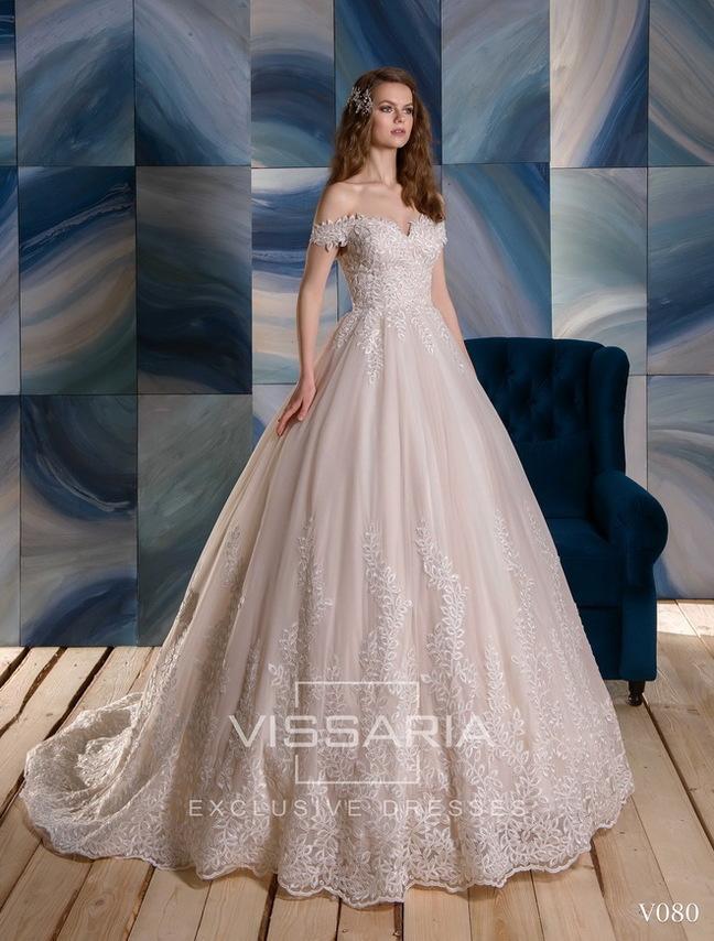Свадебные платья оптом от производителя Vissaria с Украины