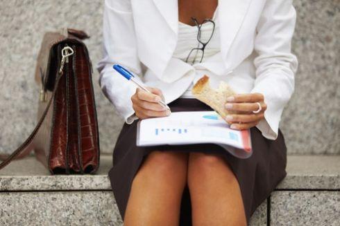 Диета для деловых женщин