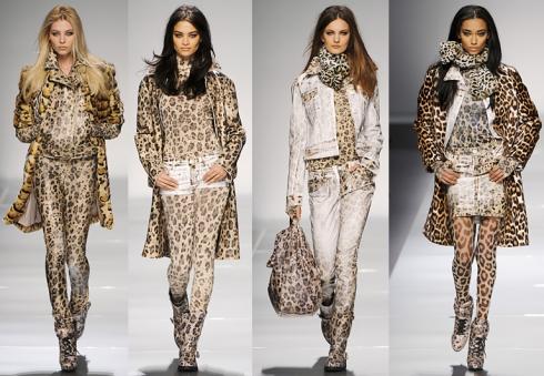 Модный тренд: леопардовые принты