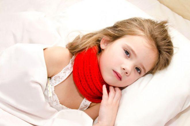 Ангіна у дитини: найефективніші методи лікування