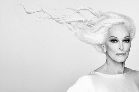 83-річна модель знялась для обкладинки журналу [ФОТО]