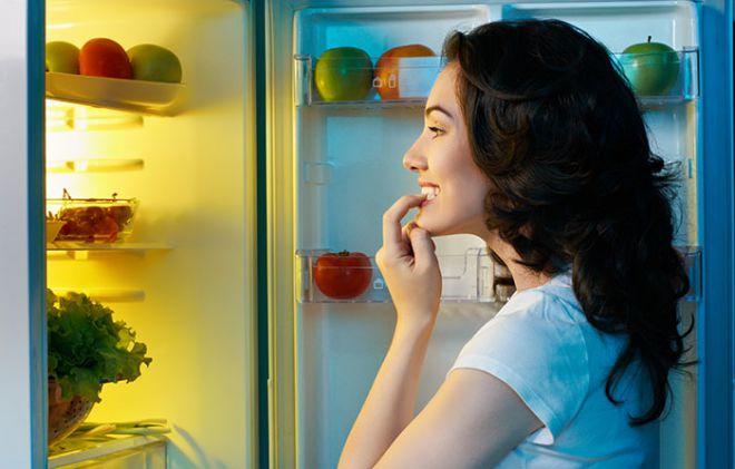 ТОП 6 продуктів, які не варто вживати перед сном