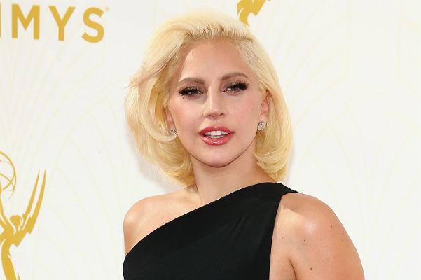 Леді Гага налякала ДіКапріо на церемонії