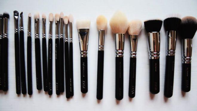 Пензлики і щіточки для макіяжу: як їх правильно вибирати