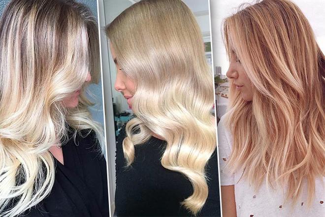 Балаяж: круті поради для блондинок