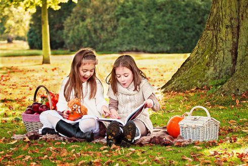 Осінній пікнік - що може бути кращим?