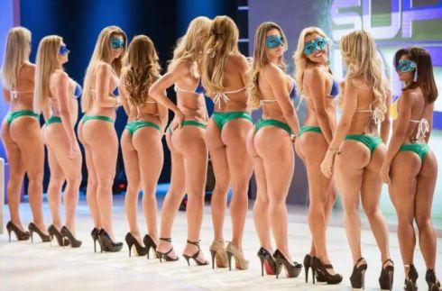 В Бразилії вибрали найкрасивіші сідниці країни [ФОТО]