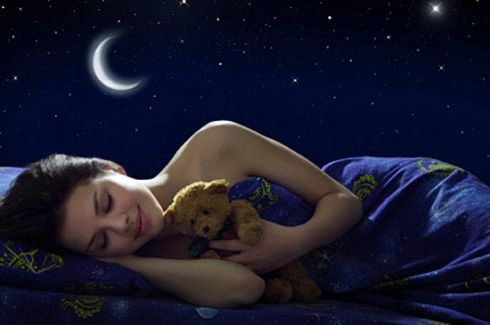 Сон - лучшая диета