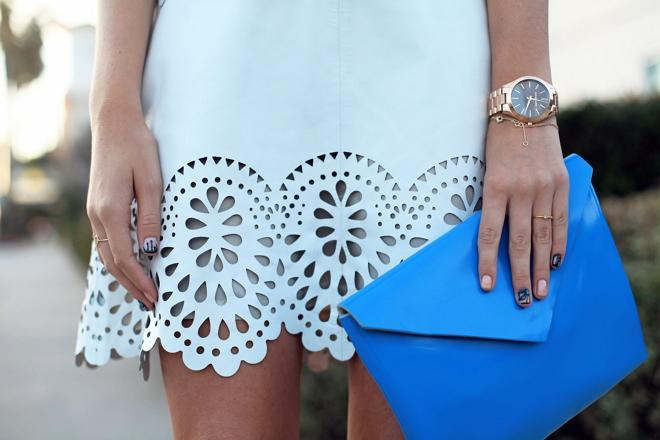 З чим носити шкіряні речі влітку (ФОТО)