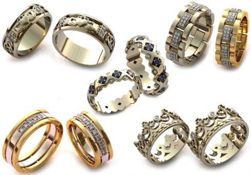 Обручальные кольца знаменитостей