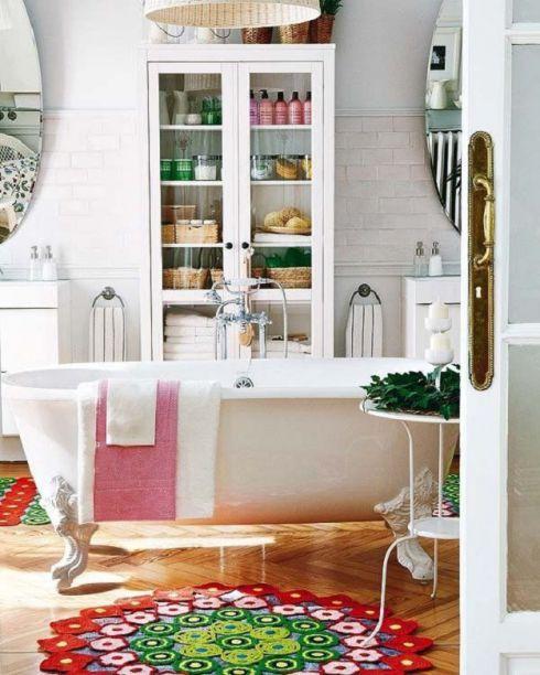 Ідеї компактного зберігання для ванної кімнати