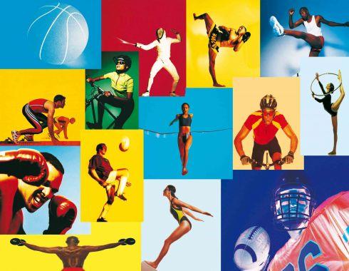 Выберите спорт для себя