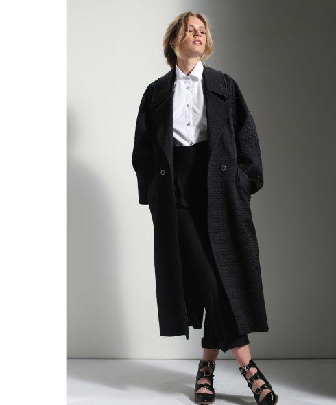 Модний тренд-довге пальто [ФОТО]