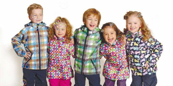 Как выбрать зимнюю верхнюю одежду для ребенка