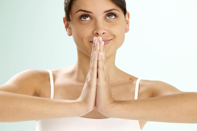 Йога для обличчя: ідеальна форма та тонус