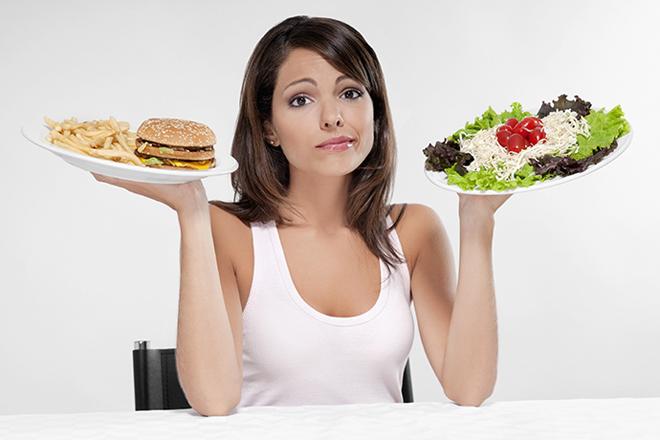 5 найголовніших правил схуднення