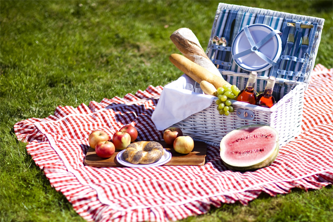 Що необхідно взяти на пікнік?